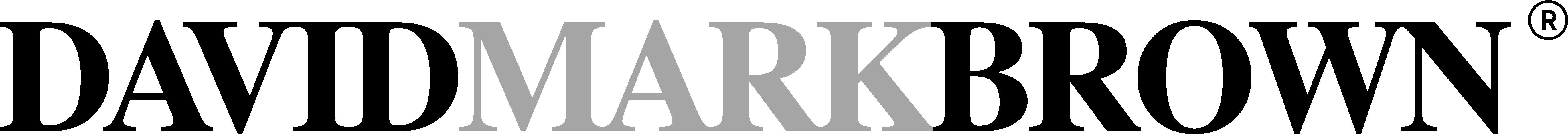 David Mark Brown logo